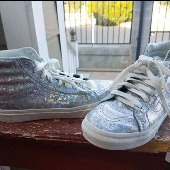Vans Shoes - HOLOGRAPHIC VANS